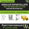 Bier huren in Almere