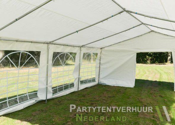 Partytent 5x8 meter binnenkant huren - Partytentverhuur Almere