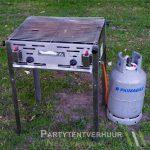 Barbecue huren - Partytentverhuur Flevoland