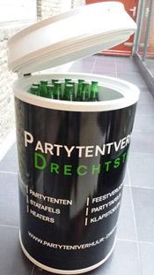 Bierkoeler huren Flevoland