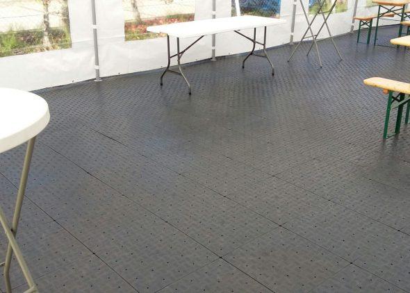 Tentvloer huren Almere