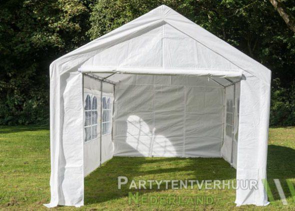 Partytent 3x6 meter voorkant huren - Partytentverhuur Almere
