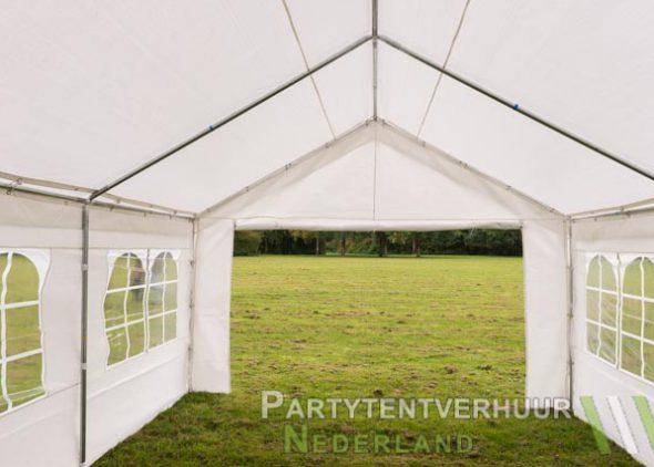 Partytent 4x6 meter binnenkant huren - Partytentverhuur Almere