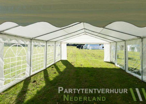 Partytent 5x10 meter binnenkant huren - Partytentverhuur Almere