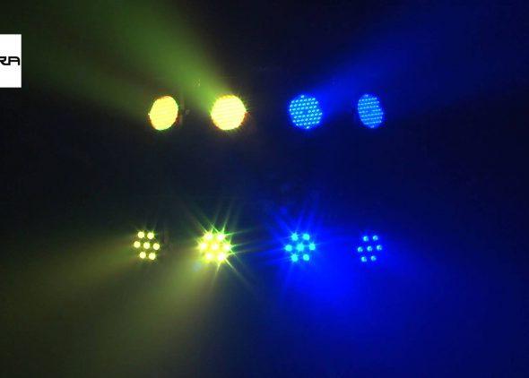 Led lichtset te huur Partytentverhuur Flevoland