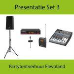 Huur speakers en microfoons in Almere
