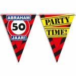 Vlaggenlijn Punt Abraham.